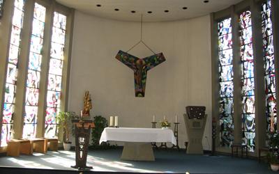 Krankenhauskapelle im St.-Johannes-Hospital